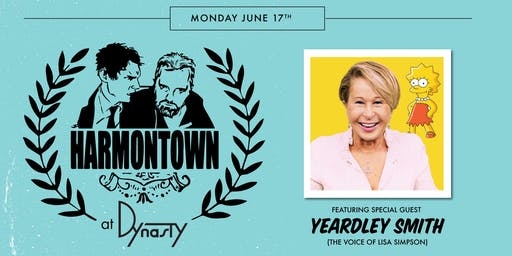Harmontown w/ Special Guest Yeardley Smith