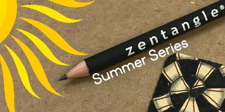 Zentangle Summer Series Week 3 tickets
