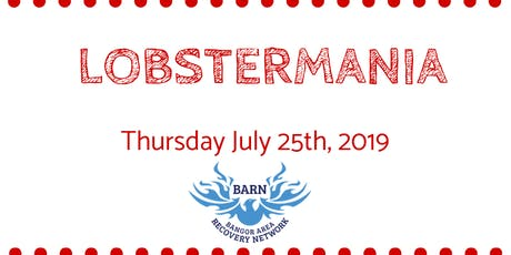 Lobstermania 2019 tickets