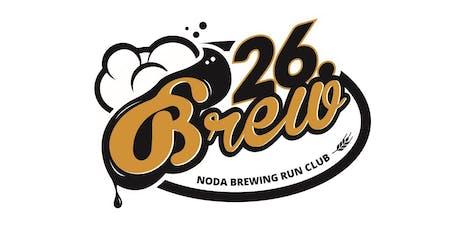 26.BREW Marathon Training Group tickets