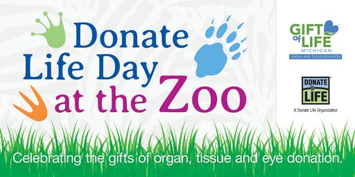 Donate Life Day at the Zoo