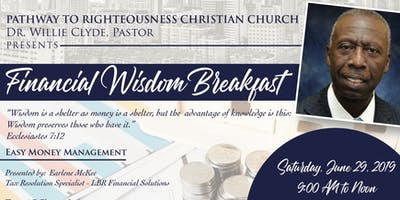Financial Wisdom Breakfast