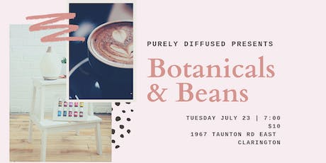 Botanicals and Beans tickets
