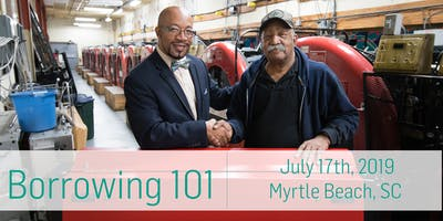 Borrowing 101: Myrtle Beach
