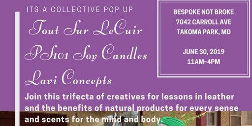 The Bespoke Collective Pop-Up