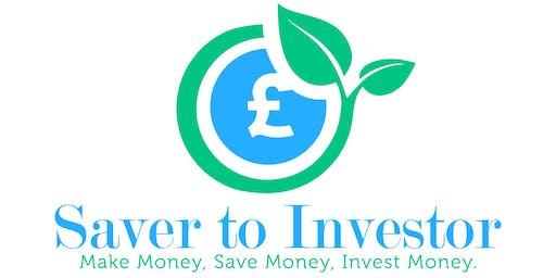 Saver to Investor (Part 2: Mastering Investing Workshop)