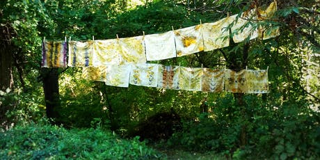 Natural Dye Shibori Workshop tickets