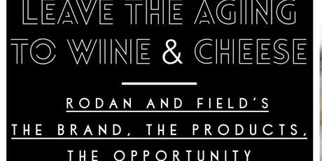 Let's Leave the Aging to Wine and Cheese tickets