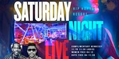 Grand Opening of Saturday Night Live @ 760 Rooftop tickets