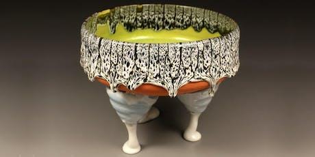 Artist Talk with ceramicist Ryan Rakhshan tickets