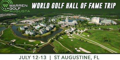 WGA World Golf Hall of Fame Roadtrip