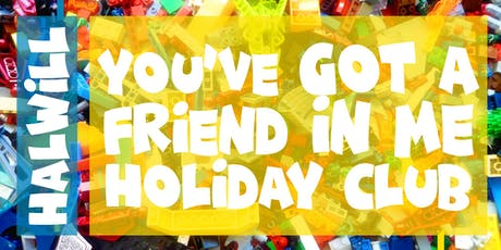 You've Got A Friend In Me (Halwill) tickets