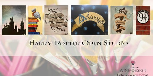 Harry Potter Open Studio | Open to All Ages