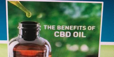 CBD: The Time is Now to Get Healthy, Not High