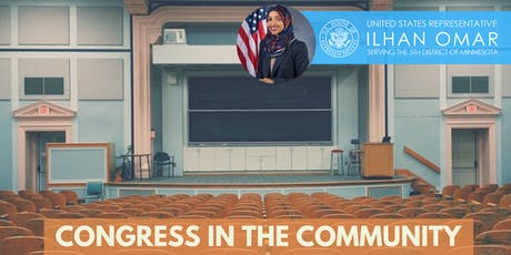Congress in the Community: Columbia Heights tickets