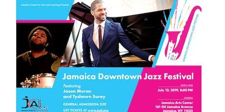 Jamaica Downtown Jazz Festival: Opening Night featuring Jason Moran and Tyshawn Sorey  tickets
