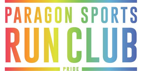PRIDE Run with Paragon Sports & New Balance tickets