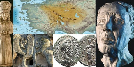 "Free Salon lecture ""King Midas & Ancient Phrygia in Anatolia"" with Dr. James Rietveld tickets"