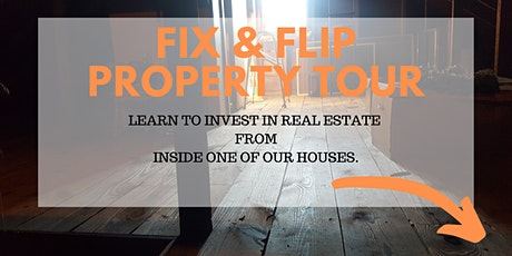 Real Deal Property Tour - Learn Real Estate Investing! entradas