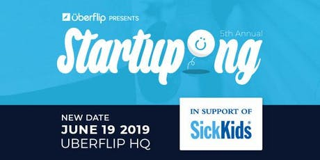 Startupong 2019! tickets