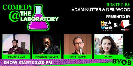 Comedy at The Laboratory tickets