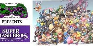The Ultimate Salty Throw-down: A Super Smash Bro's Tournament