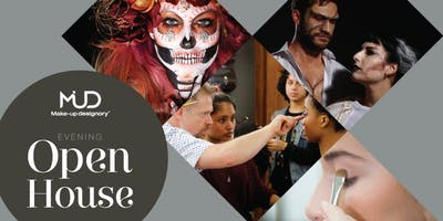 NYC : Make-Up Designory School – OPEN HOUSE