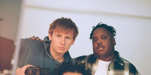 Injury Reserve @ Club Dada
