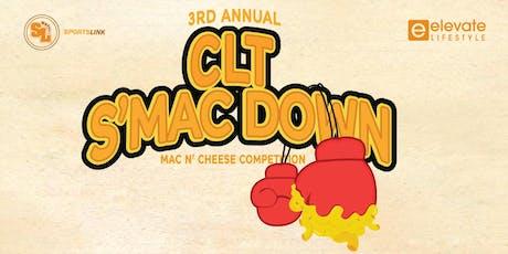 CLT s'MACdown: Mac-n-Cheese & Craft Beer Tasting tickets