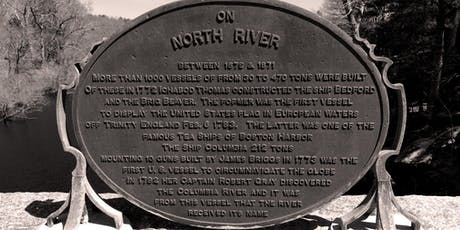History of the North River Pontoon Tour tickets