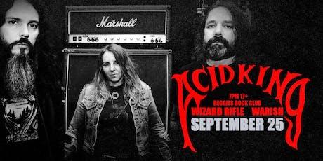 Acid King tickets