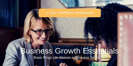 Business Growth Essentials - Strategy Workshop tickets