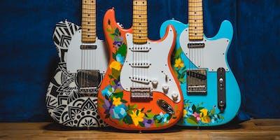 Fender Custom Shop Roadshow at Chicago Music Exchange