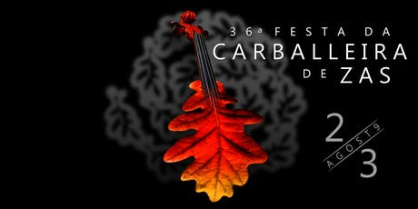 A CARBALLEIRA DE ZAS 2019 entradas