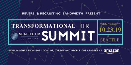 Transformational HR Summit hosted by the HR Collective - 2nd Annual tickets
