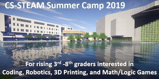 2019 CS-STEAM Summer Camp at FIU