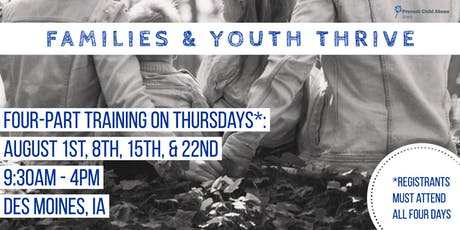 Families & Youth Thrive tickets
