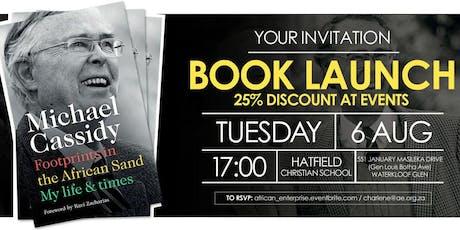 Michael Cassidy's Memoirs Book Launch - Pretoria entradas