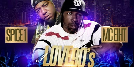 I love the 90's West Coast Edition featuring Spice 1 & Mc Eiht tickets
