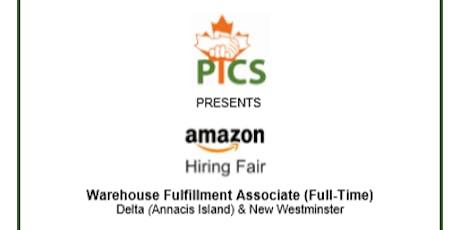 Hiring Fair- Warehouse Fulfillment Associate tickets