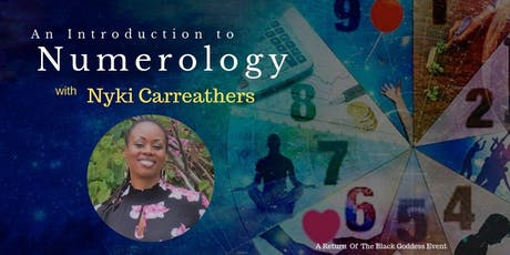 An Introduction to Numerology with Nyki Carrearthers tickets