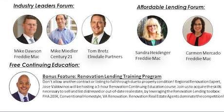 Freddie Mac Affordable Housing Series - Industry Leaders Forum tickets