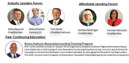 Freddie Mac Affordable Housing Series - Industry Leaders Forum