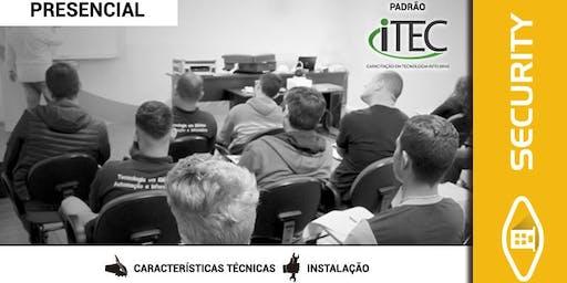 INTELBRAS - MÓDULO PRÁTICO - MÃO NA MASSA INSTALAÇÃO FECHADURAS DIGITAIS