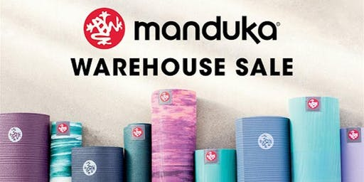Manduka Warehouse Sale