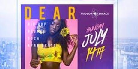 Dear Summer Day Party @ Hudson Terrace tickets