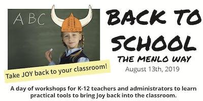 Bring Joy to The Classroom