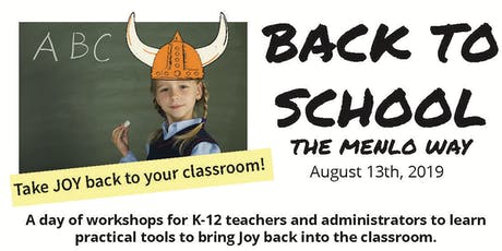 Bring Joy to The Classroom tickets