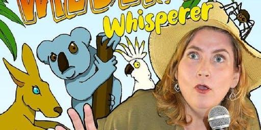 Kath Marvelley - Aussie Wildlife Whisperer (WIP)