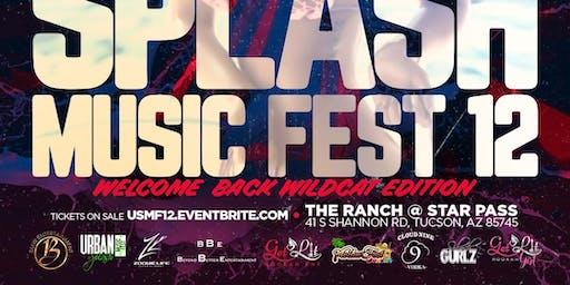 Urban Splash Music Fest 12 Tucson Edition